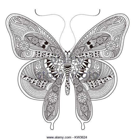Beste Erweiterte Malvorlagen Schmetterling Galerie ...