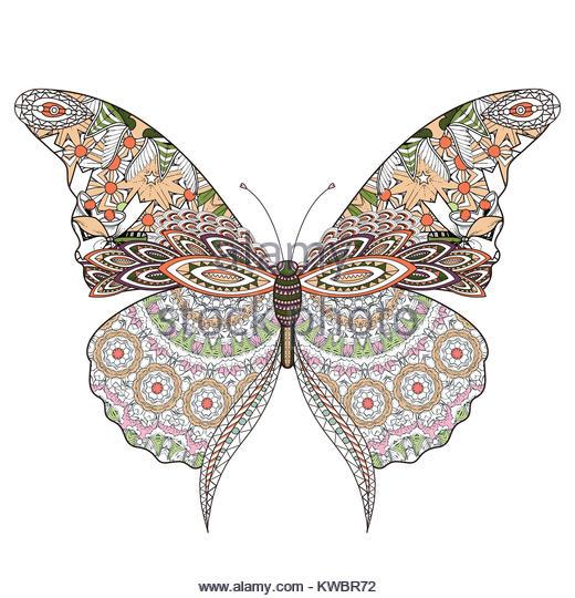 Ungewöhnlich Erweiterte Malvorlagen Schmetterling Zeitgenössisch ...