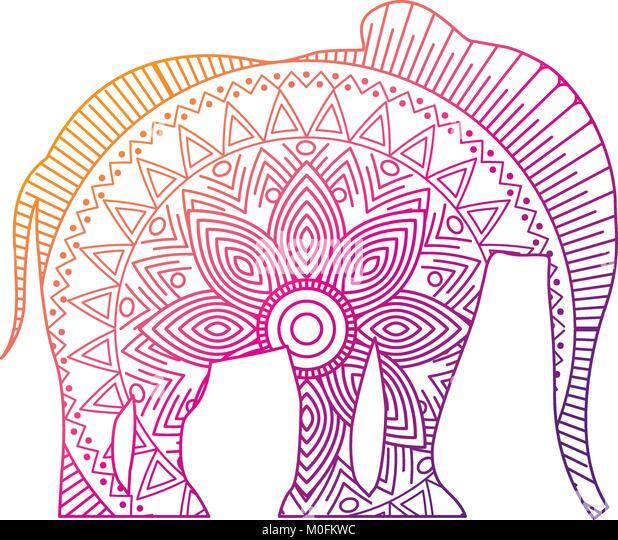 Beste Mama Und Baby Elefant Malvorlagen Bilder ...