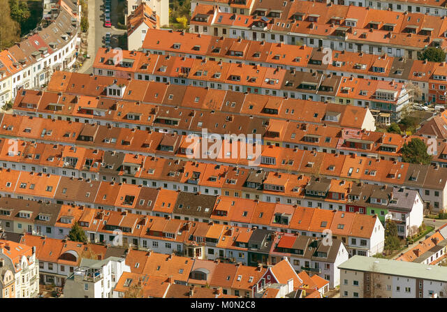 red tiled stockfotos red tiled bilder alamy. Black Bedroom Furniture Sets. Home Design Ideas