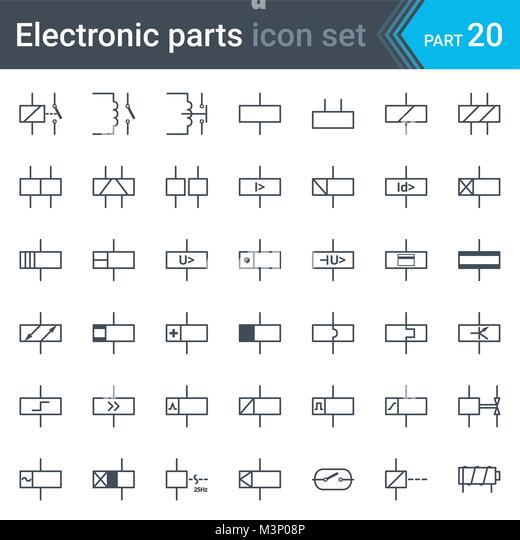 Tolle Elektrisches Symbol Umschalten Zeitgenössisch - Elektrische ...