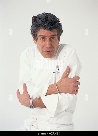 Lujoso Anthony Bourdain Cocina Confidencial Bosquejo - Ideas de ...