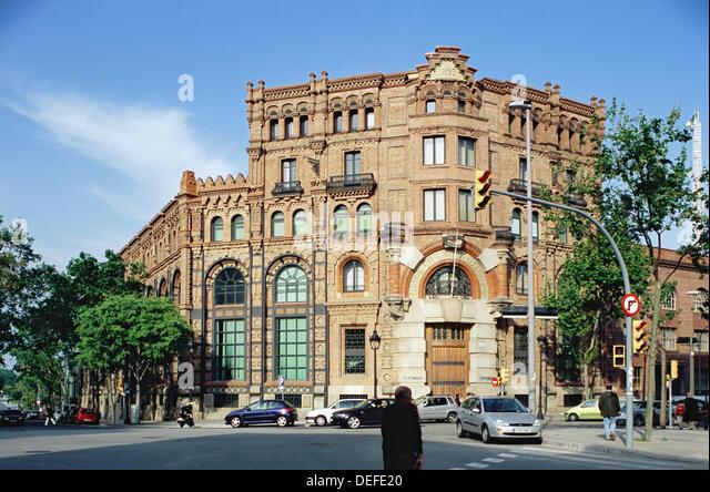 Pere falqu s i urp im genes de stock pere falqu s i for Oficinas de fecsa endesa en barcelona