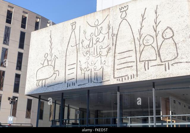 Increíble Colegio Arquitectos Barcelona Patrón - Ideas para el hogar ...