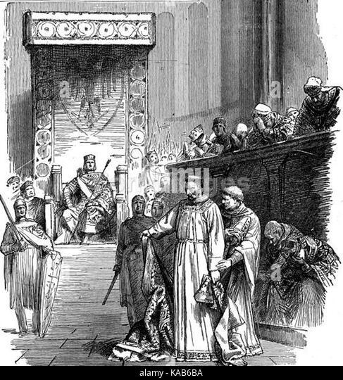 Resultado de imagen de EL SINODO DE SUTRI. ( 1046)