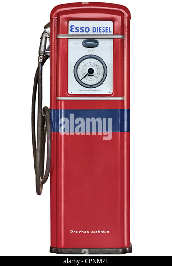 petrol pump display photos petrol pump display images alamy. Black Bedroom Furniture Sets. Home Design Ideas